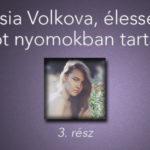 Anastasia Volkova, élességet és mogyorót nyomokban tartalmazhat 3. rész