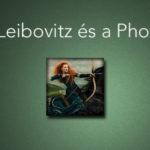 Annie Leibovitz és a Photoshop