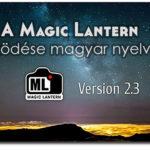 A Magic Lantern Működése Magyarul