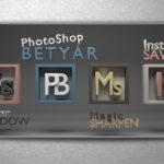 Regisztrációs lehetőség és Ingyenes Photoshop Plugin